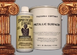 Copper Metallic Surfacer - 1 Gallon [CT9]