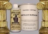 Gold Metallic Surfacer - 1 Gallon [GD9]