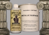 Pewter Metallic Surfacer - 1 Gallon [PS9]