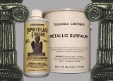 Statuary Green Bronze Metallic Surfacer - 1 Gallon [GB9]